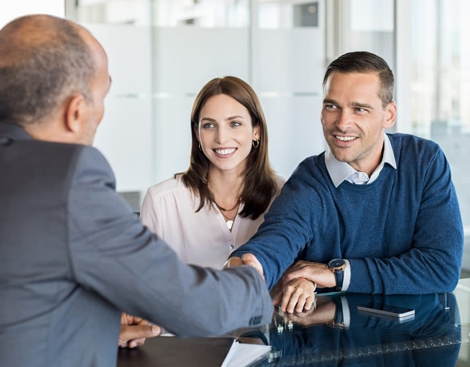 Meeting with Bankruptcy Lawyer